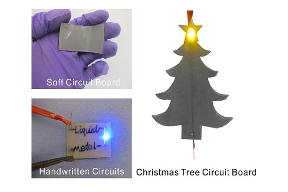 """""""Writable"""" Circuits Could Let Scientists Draw Electronics into Existence"""
