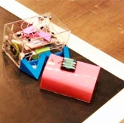 Robot Sumo Tourney Pushes Students' Innovative Skills