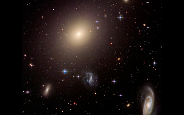 Einstein's Greatest Theory Validated on a Galactic Scale