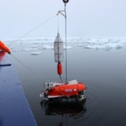 Undersea Robot Explores Life below Arctic Ice [Video]