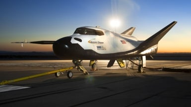 Sierra Nevada's Space Plane in the Chase with SpaceX and Boeing to Win NASA Nod