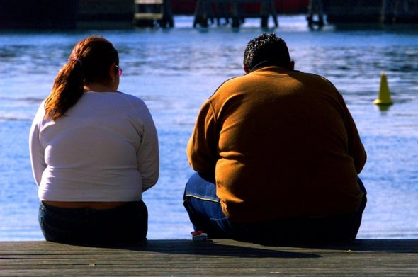 World's Obese Population Hits 641 Million