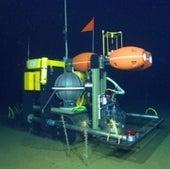 PROWLING THE OCEAN BOTTOM UNDER PRESSURE