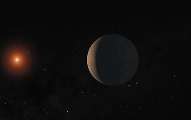 Celestial Harmonies Pin Down Orbit of Exoplanet TRAPPIST-1 h