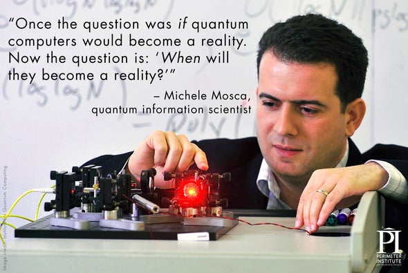 How Quantum Computing Could Change Cybersecurity Forever [Video]