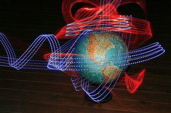Giant International Trade Treaties Center on Science