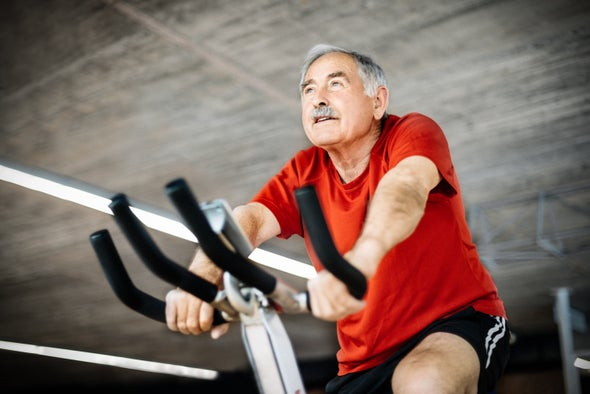 "How Exercise Might ""Clean"" the Alzheimer's Brain"