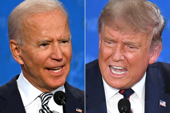 Presidential Debates Have Shockingly Little Effect on Election Outcomes