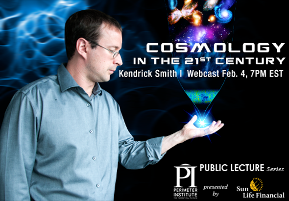 Watch Live Today: The Future of Cosmology [Video]
