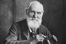 When Lord Kelvin Nearly Killed Darwin's Theory