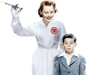 The Best Way to Fight Flu: Inoculate Children