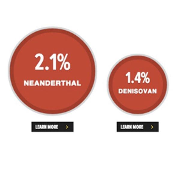 Finding My Inner Neandertal