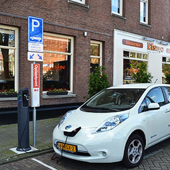 How Electric Vehicles Play a Key Role in the Grid of the Future