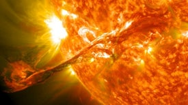 Mapping Solar Flares [Interactive]