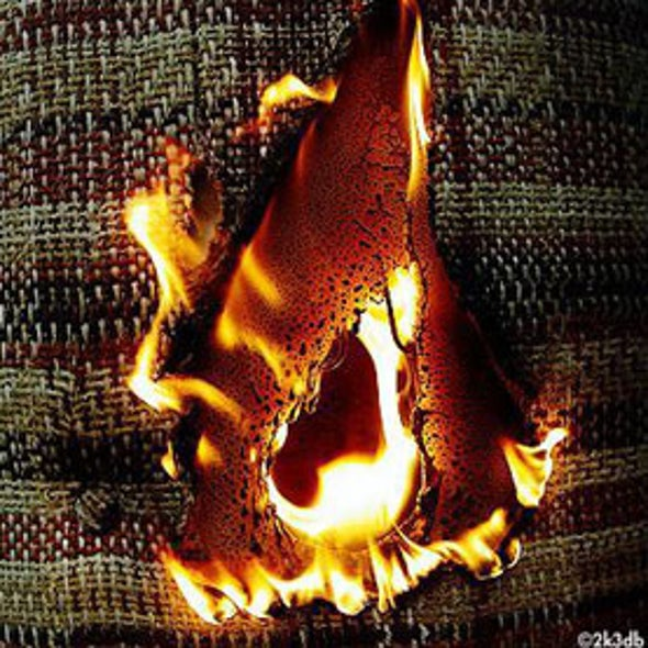 Flame Retardants on the Rise in Furniture