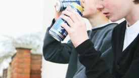 Heavy Alcohol Use Harms the Teen Brain