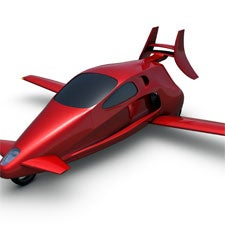 Easy Flyer: A Land/Air-Capable Motorcycle May Be in the Offing