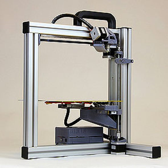 Can the 3-D Printer Help Green the Auto Industry?