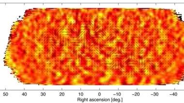 Gravitational Waves from Big Bang Detected