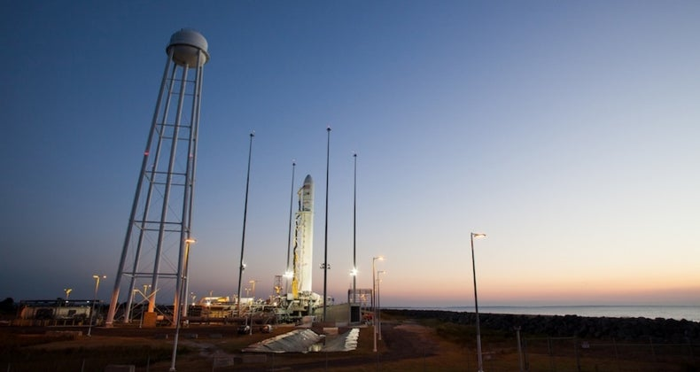 Private Rocket to Make 2nd Launch Try Tonight