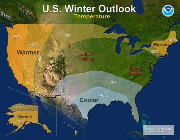 Frigid Polar Vortex Unlikely to Repeat This Winter
