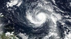 Record-Strength Hurricane Points Toward Florida
