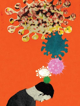 Microbes Manipulate Your Mind