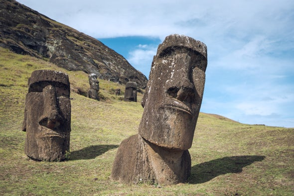 Rethinking Easter Island's Historic 'Collapse'