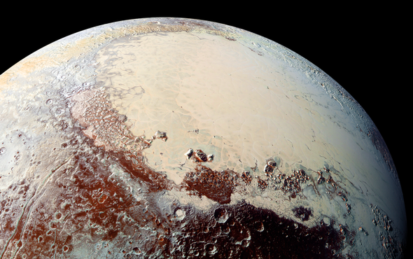 What Prevents Pluto's Ocean from Freezing?