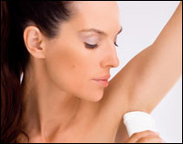 Fact or Fiction?: Antiperspirants Do More Than Block Sweat