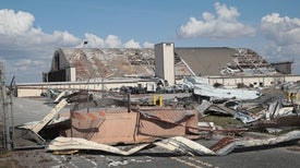 Hurricane-Damaged Air Force Base Has an Opportunity to Rebuild for Resilience
