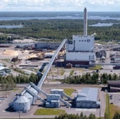 8. World's Largest Dry Biomass-Fired Power Plant