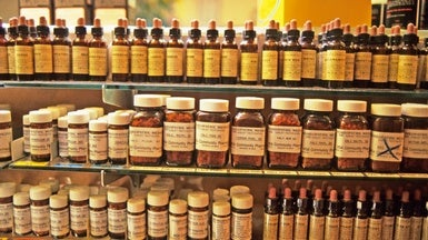 Homeopathic Medicine Labels Now Must State Products Do Not Work