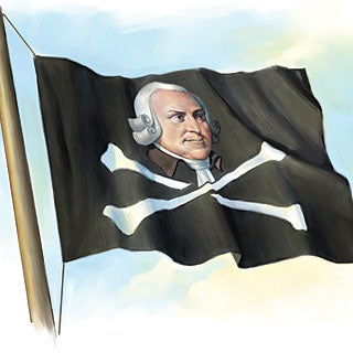 Pirate Economics?: Captain Hook Meets Adam Smith