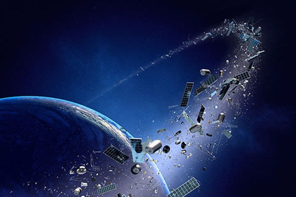 Mysterious Space Junk Will Plunge to Earth in November