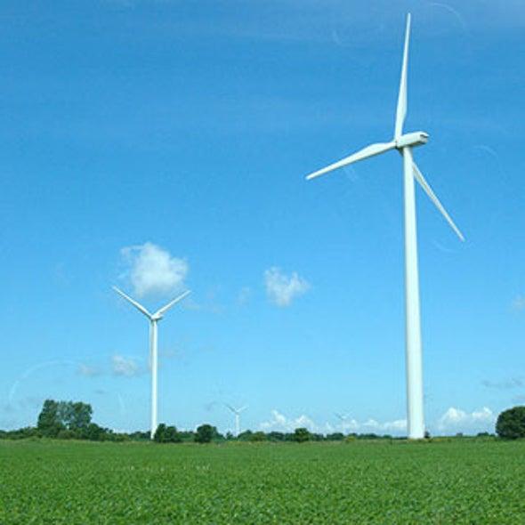 Renewable Energy Might Be Slow to Spur U.S. Economy