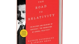 Book Review: <i>The Road to Relativity</i>