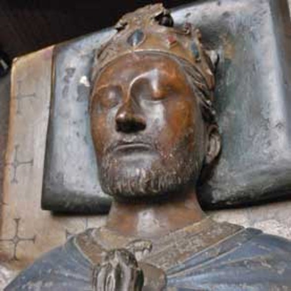 Forensic Exam of King Richard the Lionheart Reveals Embalming Practices