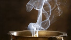 Incense May Act As a Psychoactive Drug during Religious Ceremony