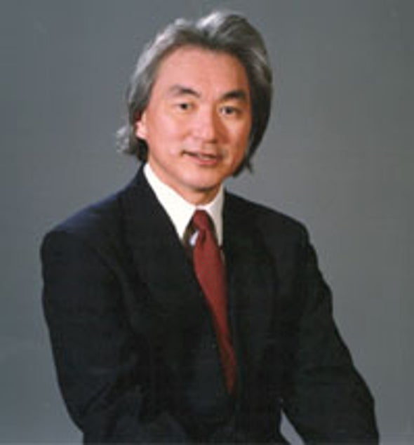 Borrowed Time: Interview with Michio Kaku