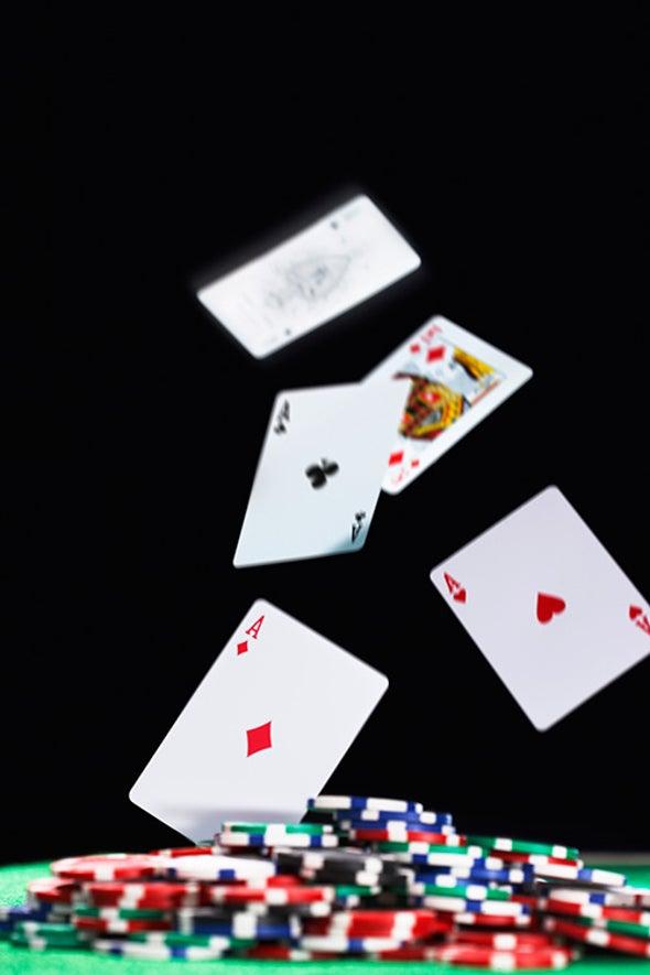 Game Theorists Crack Poker