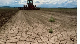 Drought, Water and the Rise of California