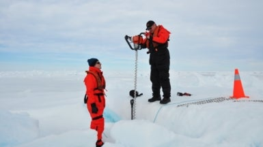 Robot Reveals Surprisingly Thick Antarctic Sea Ice