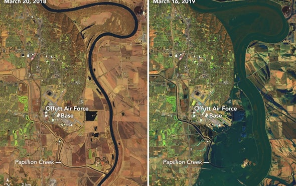 """Record Floods Could """"Test the Limits"""" of Midwest Defenses"""