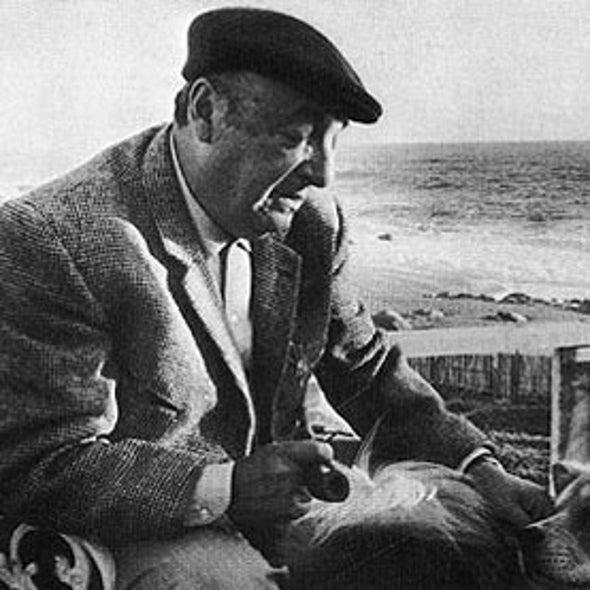 Tests Confirm Pablo Neruda Had Terminal Cancer