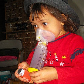 Children Face Asthma Risk If Mothers Exposed to Pollutants