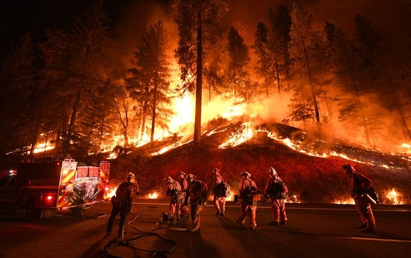 Wildfires Are Inevitable--Fatalities and Homes Losses Are Not