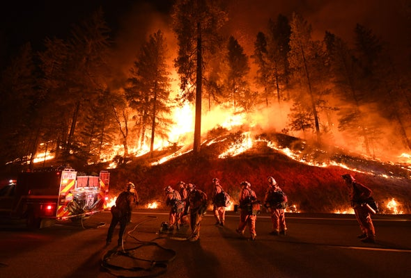 Wildfires Are Inevitable—Fatalities and Homes Losses Are Not