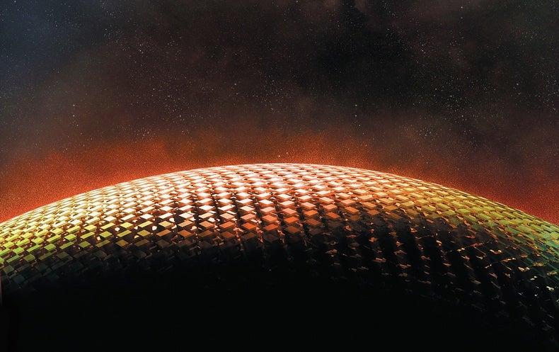 Is Dark Matter Made of Black Holes?
