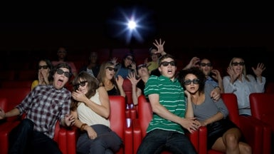 Audience Chemicals Change Movie Theater Air